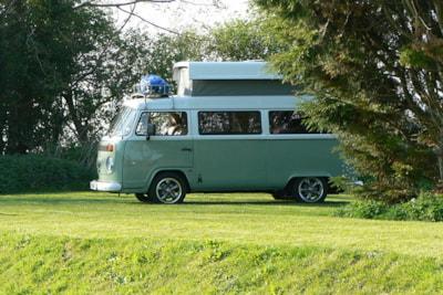 Campervans also welcome!