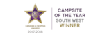 AA Caravan & Camping Awards 2017/18 - Campsite of The Year South West