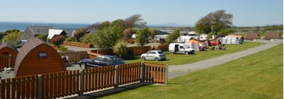 Trawsdir Touring Caravans & Camping Park