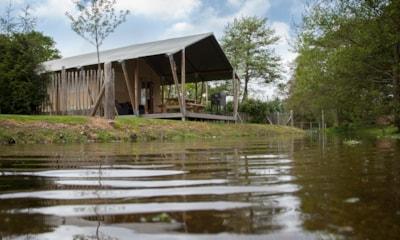 4 Person Safari Lodge