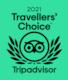 Trip Advisor Travellers' Choice Award 2021