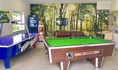 Woodovis Games room