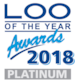 Loo of the Year Platinum