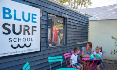 Blue Surf School