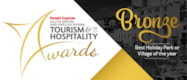 Herald Express Tourism and Hospitality Holiday Park of the Year Bronze Award