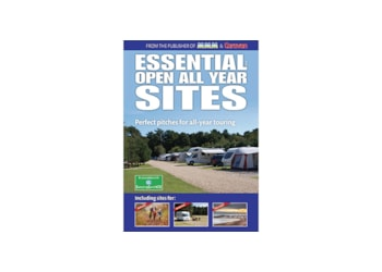 New seasonal campsite guide goes on sale
