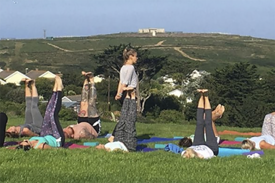 Treat yourself to a Cornish coastal wellness retreat