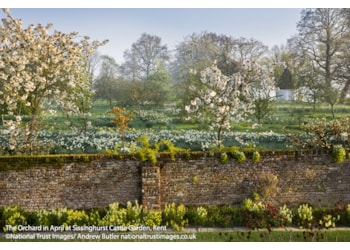 Enjoy spring blossom in the Garden of England
