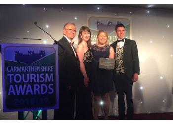 Award success for Wales Premier Park!