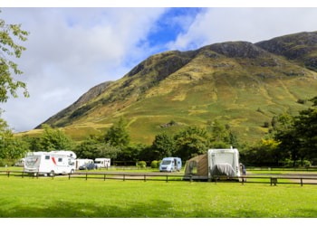 Spotlight on: Glen Nevis Caravan & Camping Park, Scotland