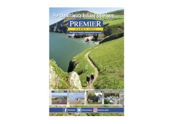 Get your hands on the brand new Premier Parks 2021 brochure!