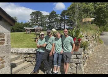 Meet the owners - Trewan Hall, Cornwall