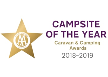 Premier Parks score a hat-trick in AA Campsite of the Year Awards