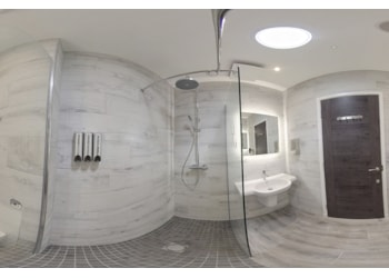 New and exclusive bathrooms suites upgrade for Islawrffordd Luxury Holiday Park