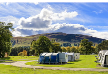 Spotlight on: Blair Castle Caravan Park, Perthshire