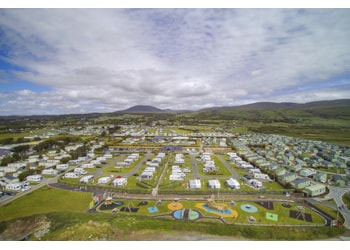 Meet the owners of Islawrffordd Luxury Holiday Park