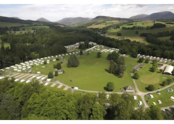 Blair Castle Caravan Park unveils new larger pitches