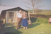 The history of Llwynifan Farm in Carmarthenshire