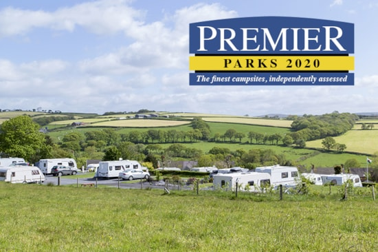 Find your perfect pitch with the new 2020 Premier Parks collection