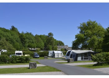 How it all began - Dornafield Caravan Park, Devon