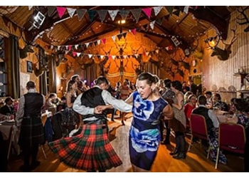 Join in the New Year celebrations at Scottish caravan park