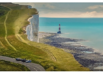 The UK's top coastal walks