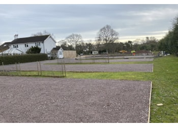 New hardstanding fully serviced pitches for adult-only park in Dorset