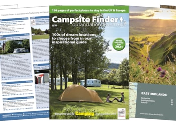 2021 Edition of Campsite Finder guide available soon…