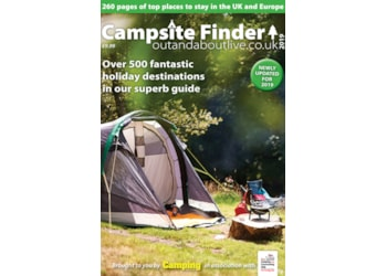 New Campsite Finder guidebook available now