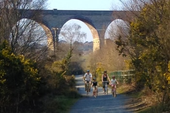 Discover Cornwall by bike at Globe Vale Holiday Park