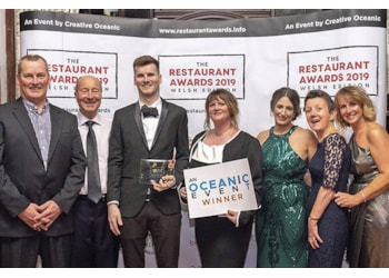 Premier Park caravan park restaurant wins Best of North Wales award