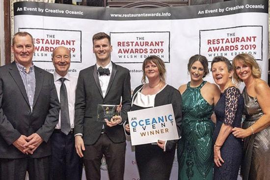 Premier Park caravan park restaurant wins Best of North Wales award