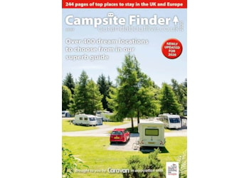 2020 digital edition of Campsite Finder available now