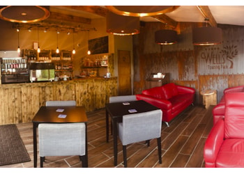 New coffee lounge for Wells Touring Park