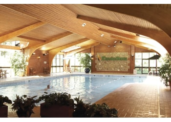 Holiday Inspiration - campsites with indoor pools