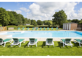 Summer holiday inspiration - sites with outdoor pools