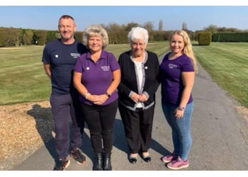 Find out about the owners of Highfield Farm Touring Park in Cambridgeshire