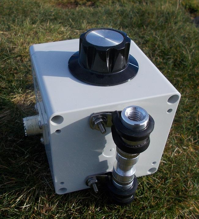 Practical Wireless Technical Review: Alpha Loop 10-80m Magnetic Loop