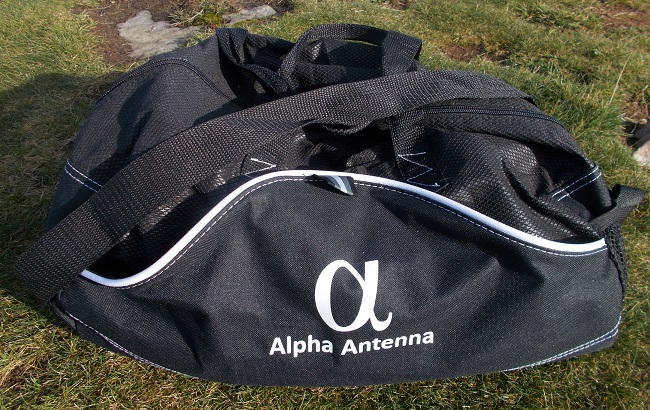 Practical Wireless Technical Review: Alpha Loop 10-80m