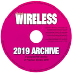 Free Gift: Practical Wireless 2019 Archive