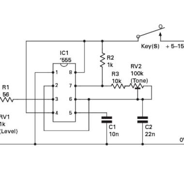 Short circuit: A Morse Code Practice Oscillator - Radio