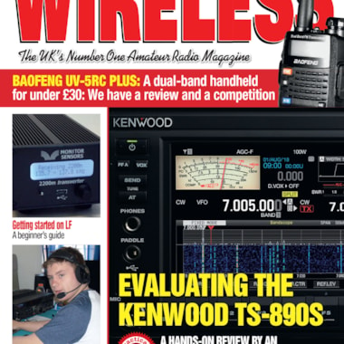Practical Wireless May 2019 is on sale now! - Radio Enthusiast