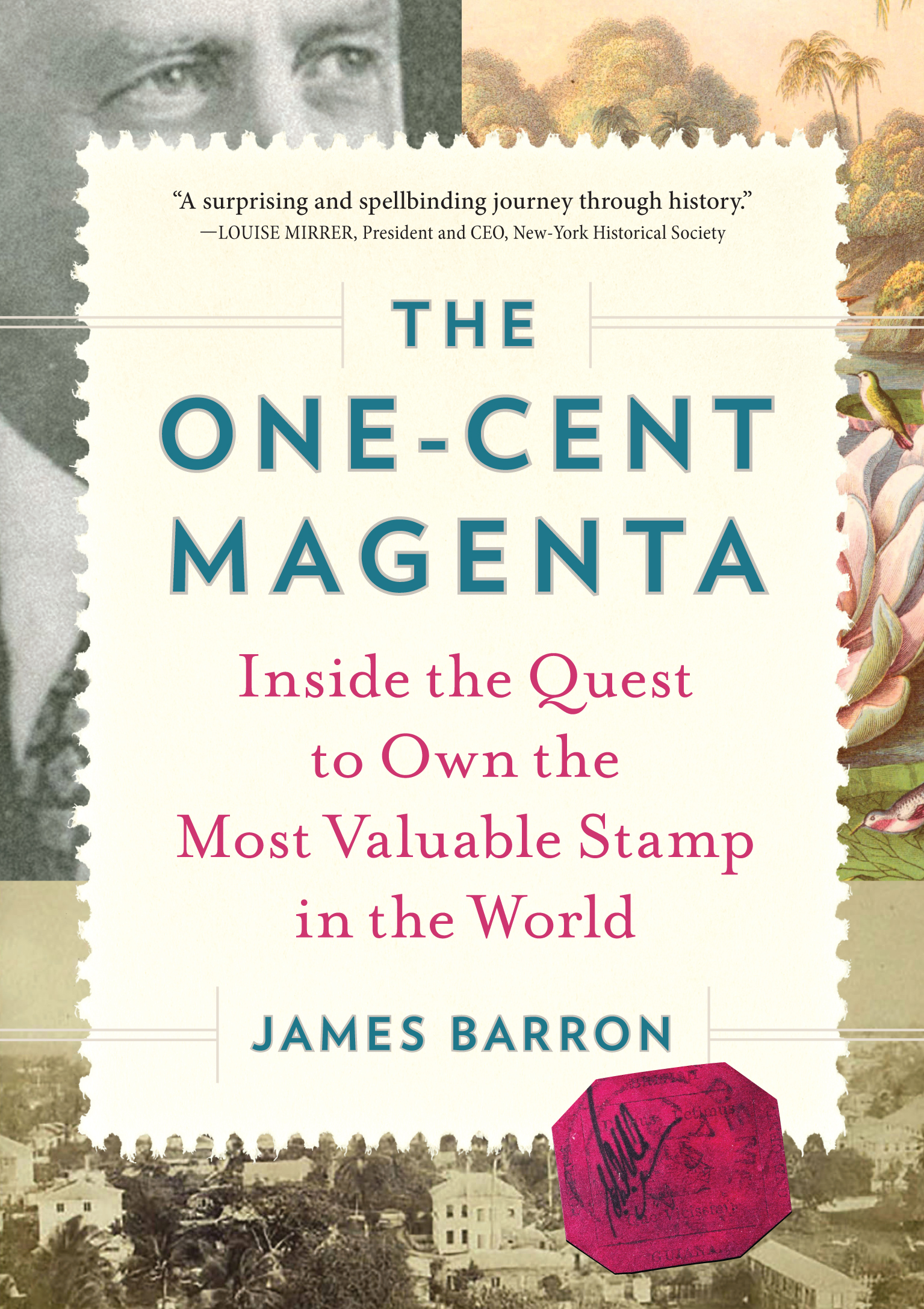 Free Gift: The One-Cent Magenta Book