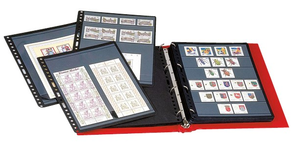 Free Gift: Prinz Stamp Album