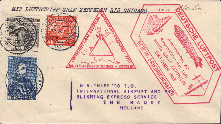 How to collect zeppelin covers - All About Stamps