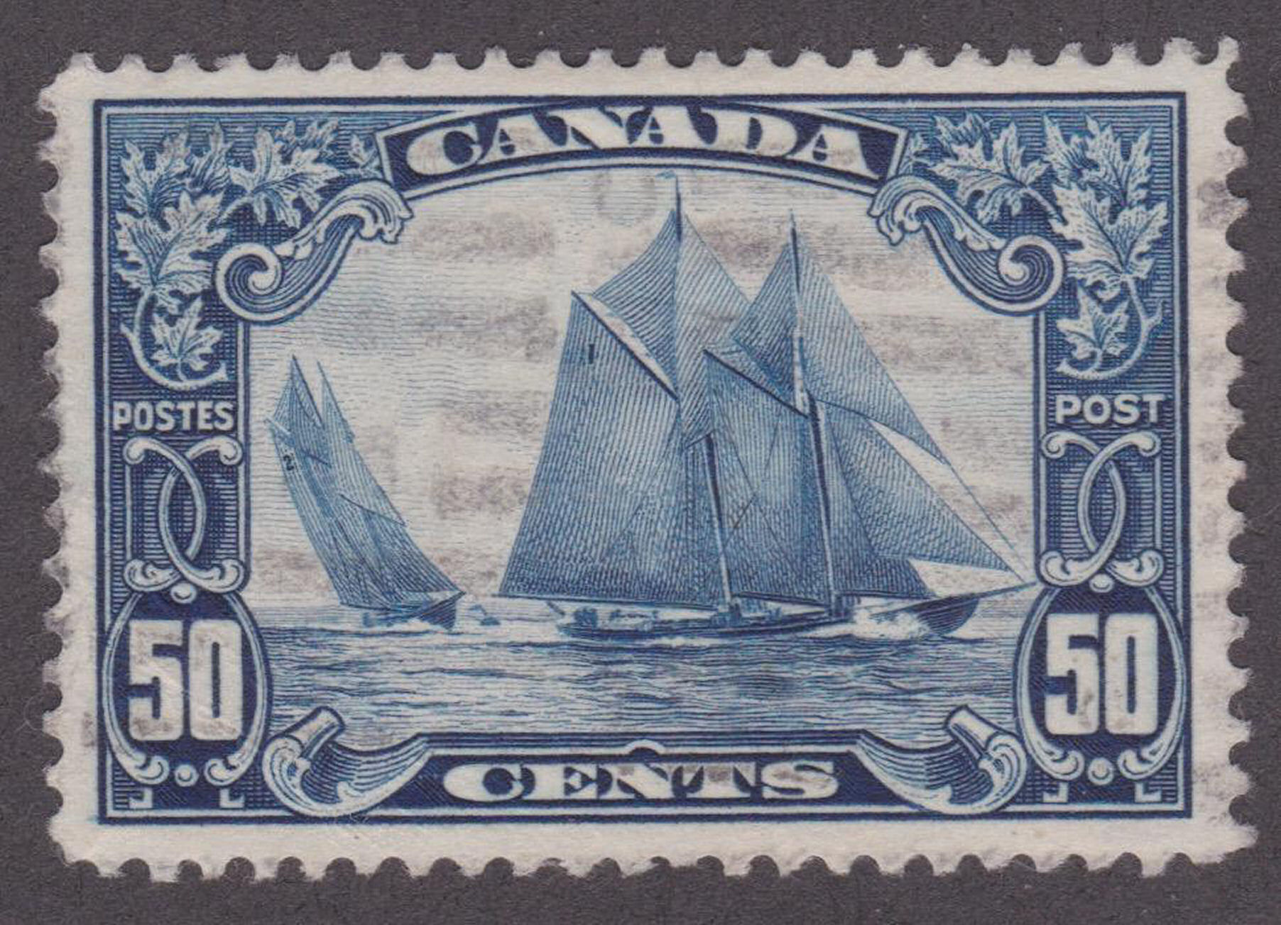 Canada Bluenose 1929