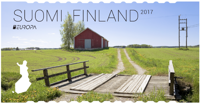 Finland Europa Stamp 2018