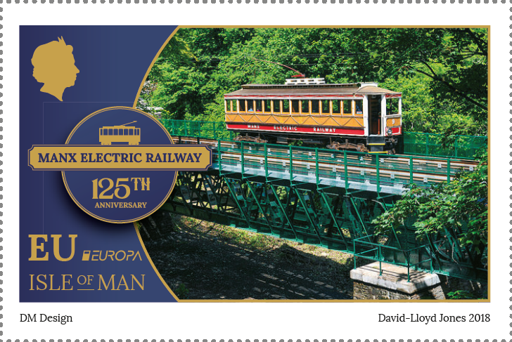 Isle of Man Europa Stamp 2018