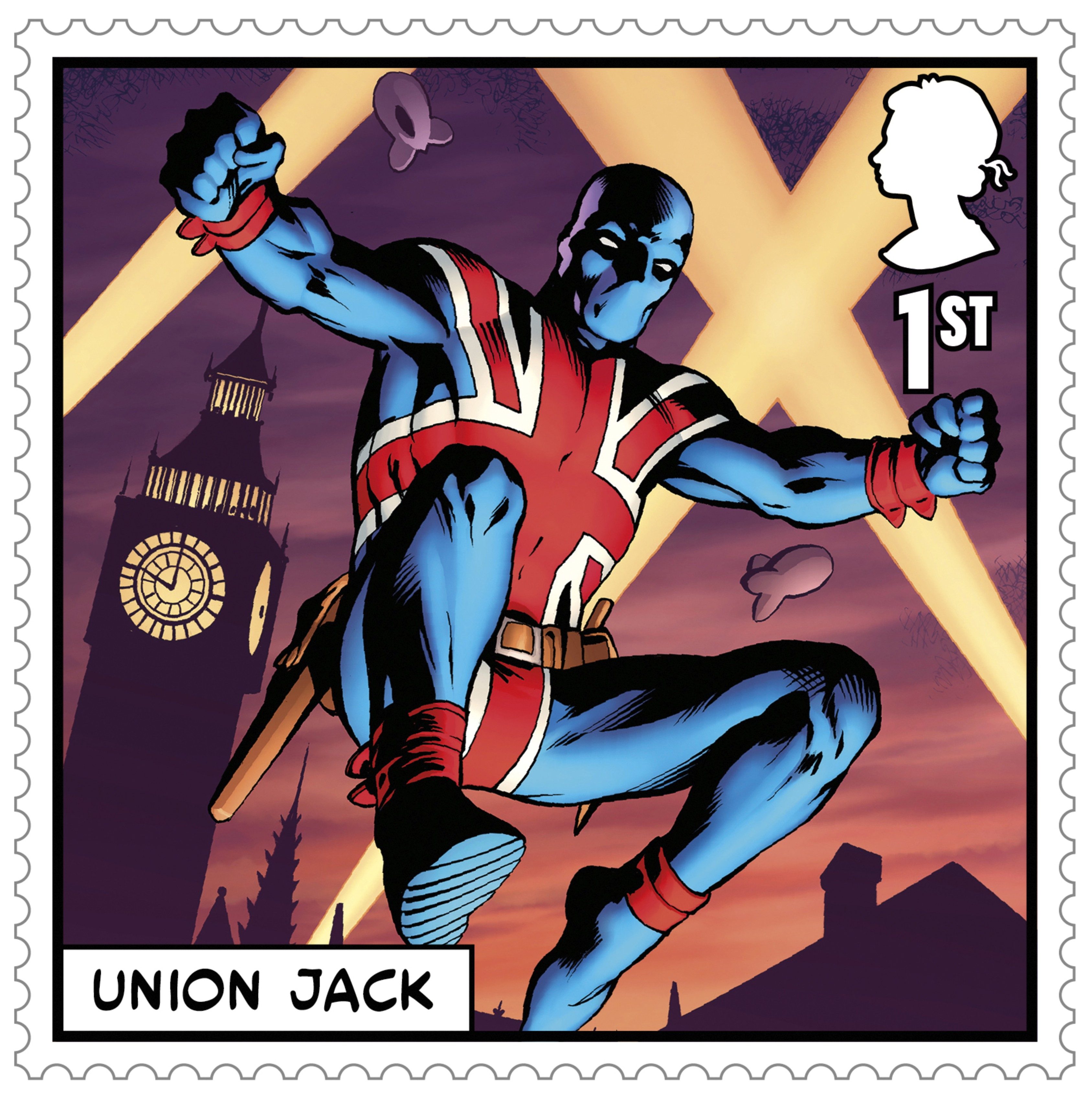 Royal Mail Stamps 2019 - Marvel Comics - All About Stamps