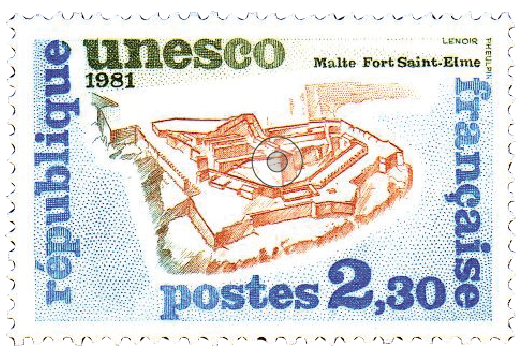 The Worlds Heritage An Introduction To UNESCO Stamps